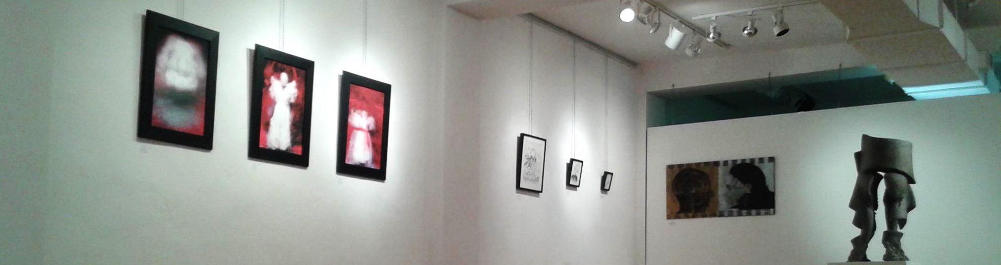 Exhibition at l'Artothèque
