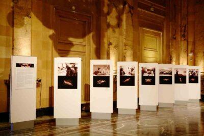 Hôtel de ville de Montréal exposition Kevin Calixte