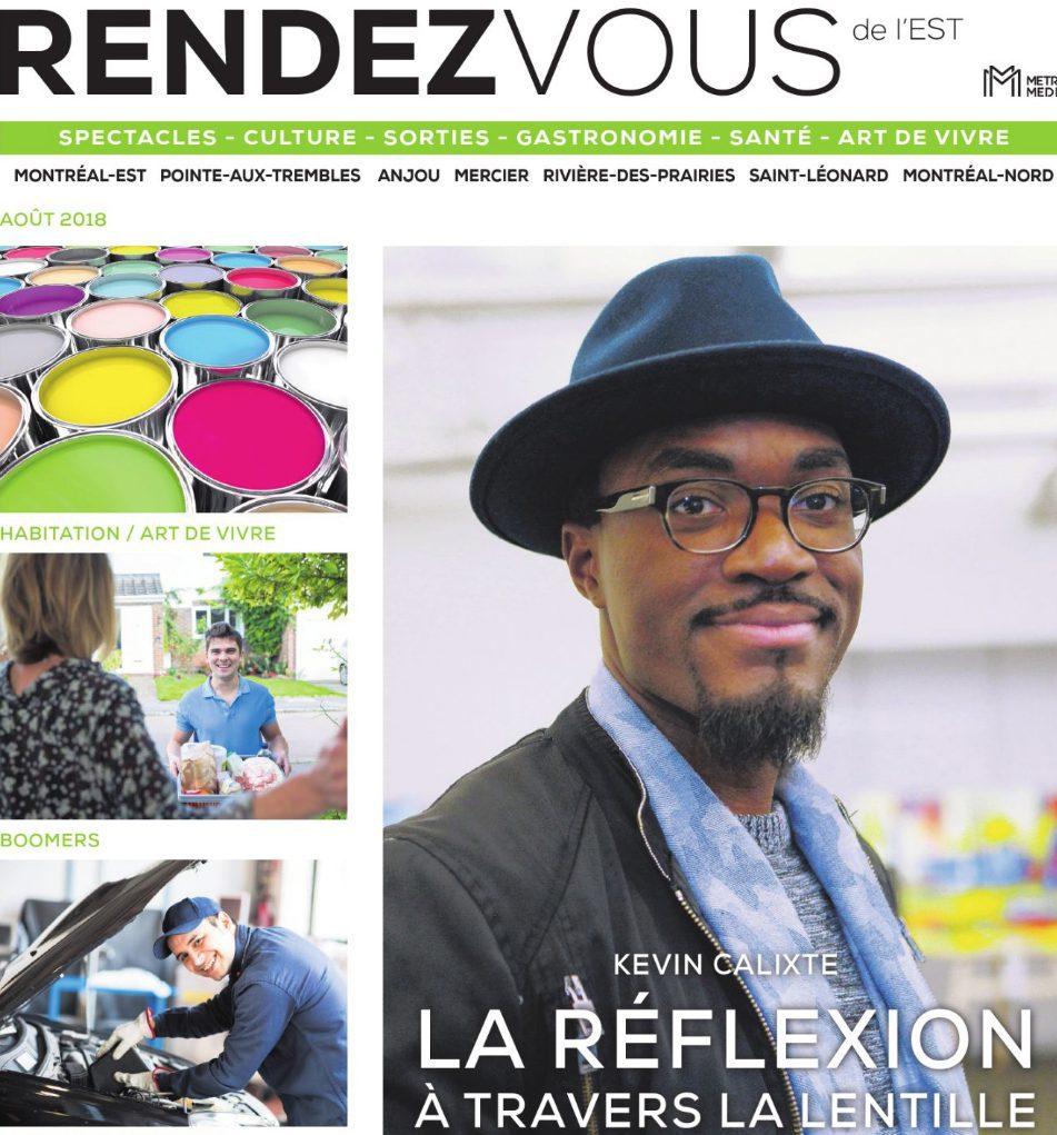 Kevin Calixte- Journal Le Rendez-vous